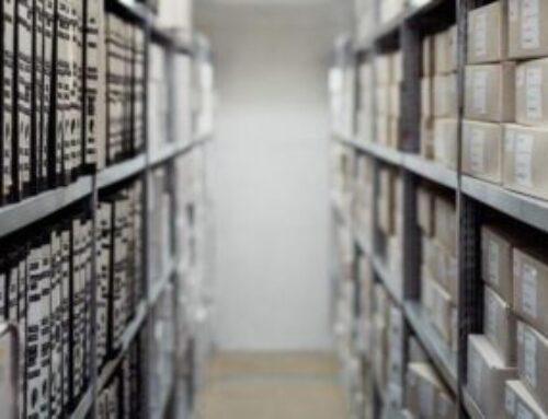 ¿ Cuánto tiempo guardar documentos de empresa ?