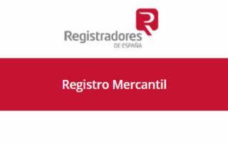 Deposito de cuentas en el registro mercantil